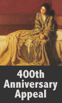 400th anniversary appeal