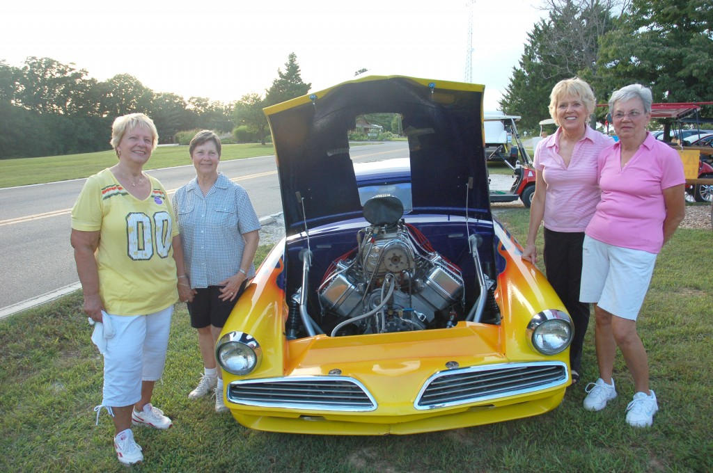 Perryville, MO Nights of Thunder Fundraiser, Aug 2014