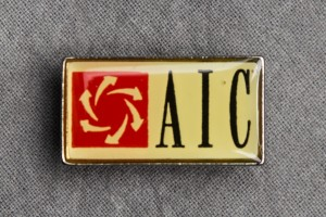 AIC Lapel Pin (Large)