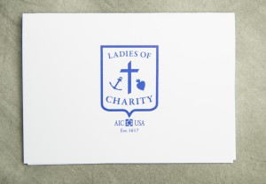 LCUSA Note Cards With Envelope (Blank Inside)